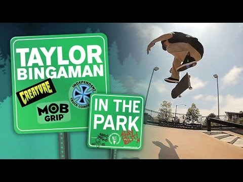 In The Park With Taylor Bingaman