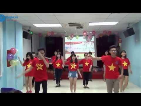 Nhảy Flashmob - Việt Nam ơi - DAYTOT.VN