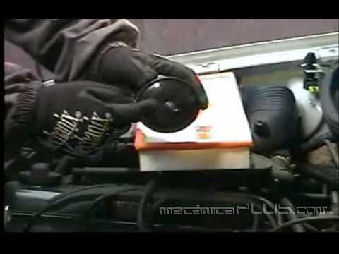 Afinación VW Pointer  1.8L. - Refacciones y herramientas
