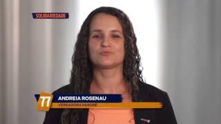 Programa de Televisão – Andréia Rosenau