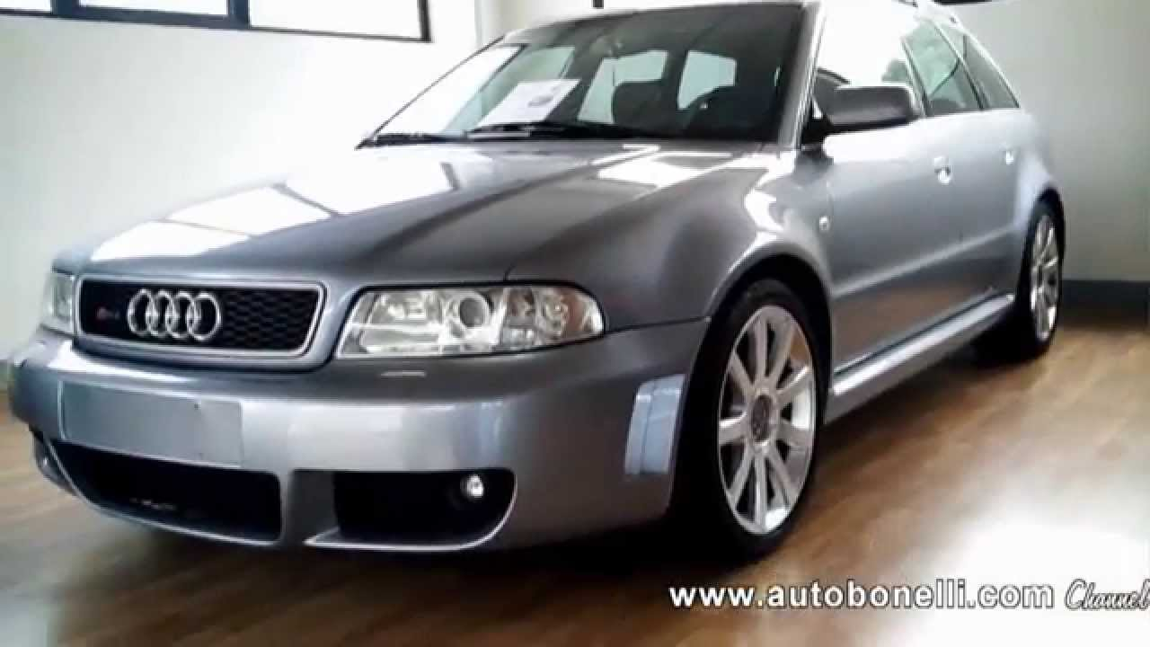 audi rs4 2 7 biturbo 383 cv youtube. Black Bedroom Furniture Sets. Home Design Ideas