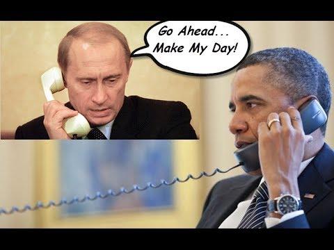 Crimean Tango: Putin vs. Obama