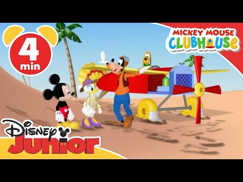 Mickey Mouse Clubhouse | The Golden Boo-Boo | Disney Junior UK