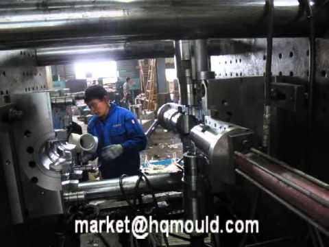 High Quality Plastic Pipe Fitting Cross Mould