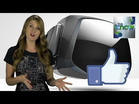 Facebook Acquires Oculus Rift Devs - The Know