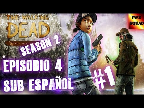 The Walking Dead Season 2 |Episodio 4| SUBTITULADO EN ESPAÑOL | Parte #1 [1080p] [TWS SQUAD]
