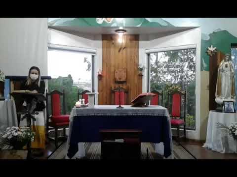Santa Missa | 22.02.2021 | Segunda-feira | Padre José Sometti | ANSPAZ