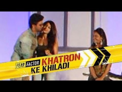 Fear Factor Khatron Ke Khiladi 5 Gauhar Khan & Kushal Tandon SPECIAL -- MUST WATCH