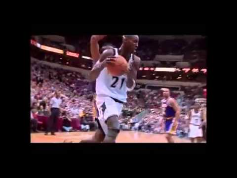 Kevin Garnett - Minnesota Timberwolves Highlights/Mix