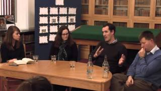 Internet Forum at the Cambridge Union Society