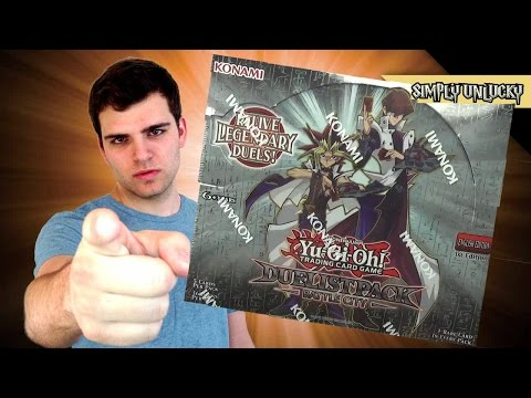 INSANE Yugioh Duelist Pack Battle City 1st Edition Booster Box Opening! ..Rare Hunting.. OH BABY!!
