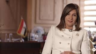 وزيرة الهجرة ترد على أسئلة المصريين