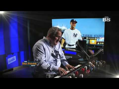 Mike Francesa's Derek Jeter retirement song 3/7/14
