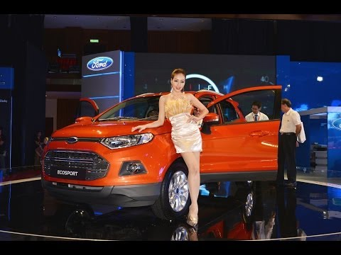 Ford Ecosport 1.5 TDCI Titanium 2014 Walk Around - KLIM Part 19