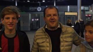 Milan-Juve, cresce l'attesa: ecco il pronostico dei tifosi a San Siro