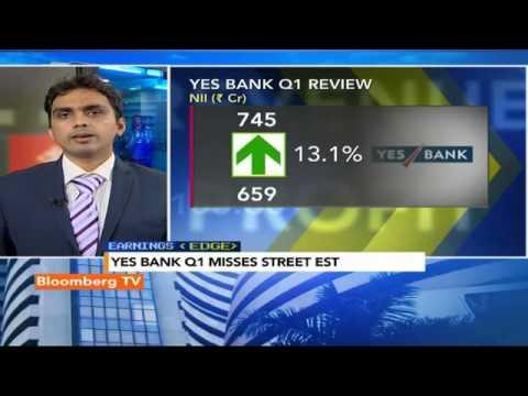 Market Pulse: Yes Bank Q1 Profits, NII Take A Hit
