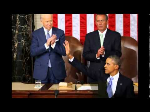 Barack Obama Pushes Minimum Wage Hike on State of the Union 2014