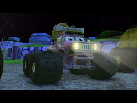 Meteor Monster Truck 5 - Velký pyžamový večírek