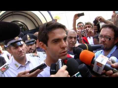 Kaka zurück beim AC Milan | Ex-Weltfußballer verlässt Real Madrid