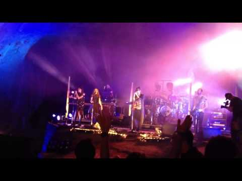 Thumbnail of video Crystal Fighters at Basque Cave Rave - Plage
