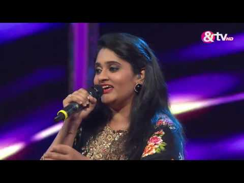 Harsha and Shwetha - Performance - Battle Round Episode 14 - January 22, 2017 - The Voice India Season2
