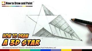 איך לצייר כוכב