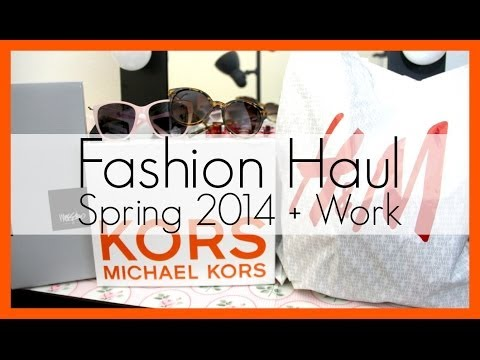 Fashion Haul: H&M, Michael Kors, Forever 21, etc | erisaxo