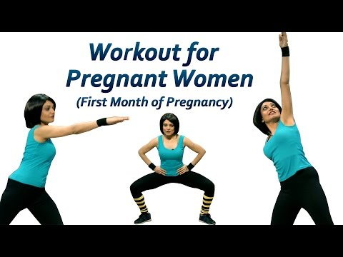 Pregnancy Exercises in the First Trimester - Exercise & Fitness
