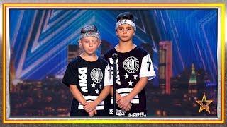 Tienen 10 y 12 años y son unos bailarines de armas tomar | Audiciones 4 | Got Talent España 2019