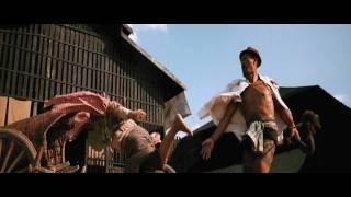 Dynamite Warrior (Khon Fai Bin) (2006) [HD] Tony Jaa