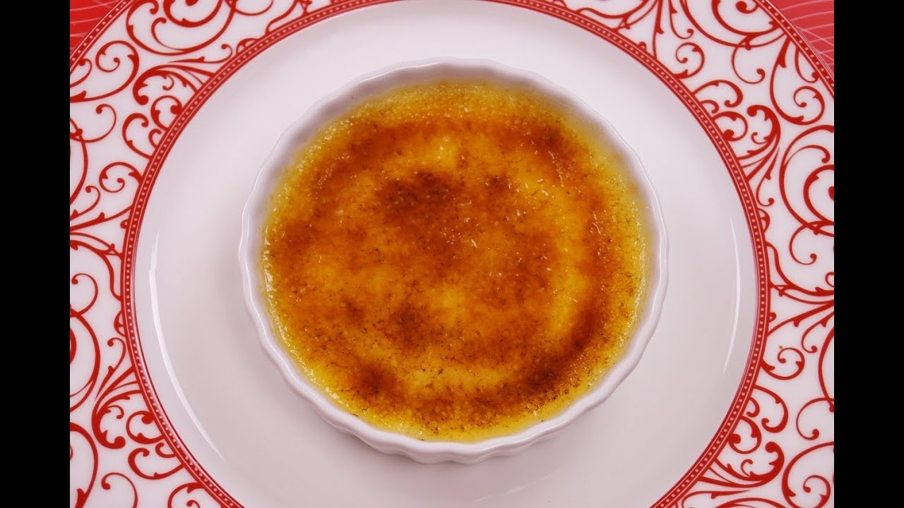 How to Make Creme Brulee: Recipe: Creme Brulee: From Scratch: Dishin ...