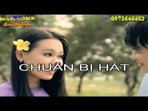 Éo le cuộc tình Chế - Thuận sắc màu - KARAOKE HD