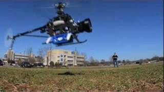 Unmanned Vehicles Advance at University of Alabama - Huntsville