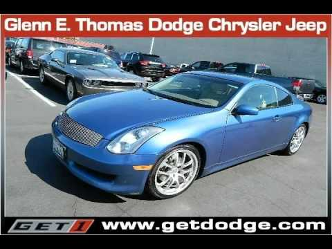 2006 Infiniti G35 Coupe Other Norman OK