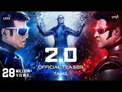 2.0 - Official Teaser Tamil