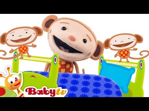 No More Monkeys Jumping On The Bed Baby Tv