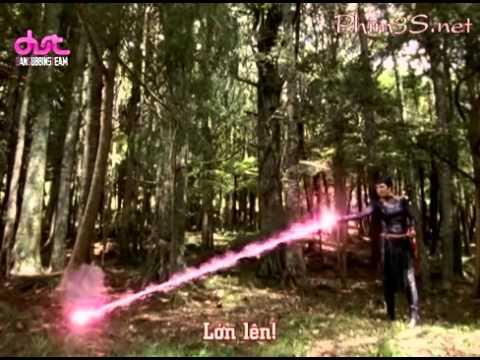 Siêu Nhân Khủng Long Sấm Sét (Power Rangers) Tập 9