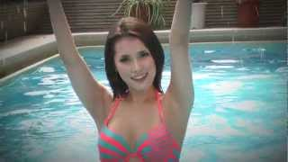 Maria Ozawa in a pool wearing bikinis. 1080p HD. From Catwalk Poison vol 2. view on youtube.com tube online.