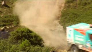 IVECO Dakar 2014 - 1st Stage: Rosario - San Luis