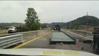 Huge Truck Fail On The Highway