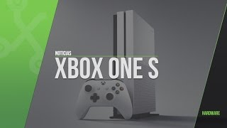 Xbox One S, la renovación con vídeo 4K de la Xbox One