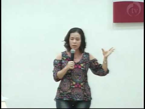 AMAR A SI E AO PRÓXIMO - Palestrante: Jeísa Crusoé (24.06.2016)