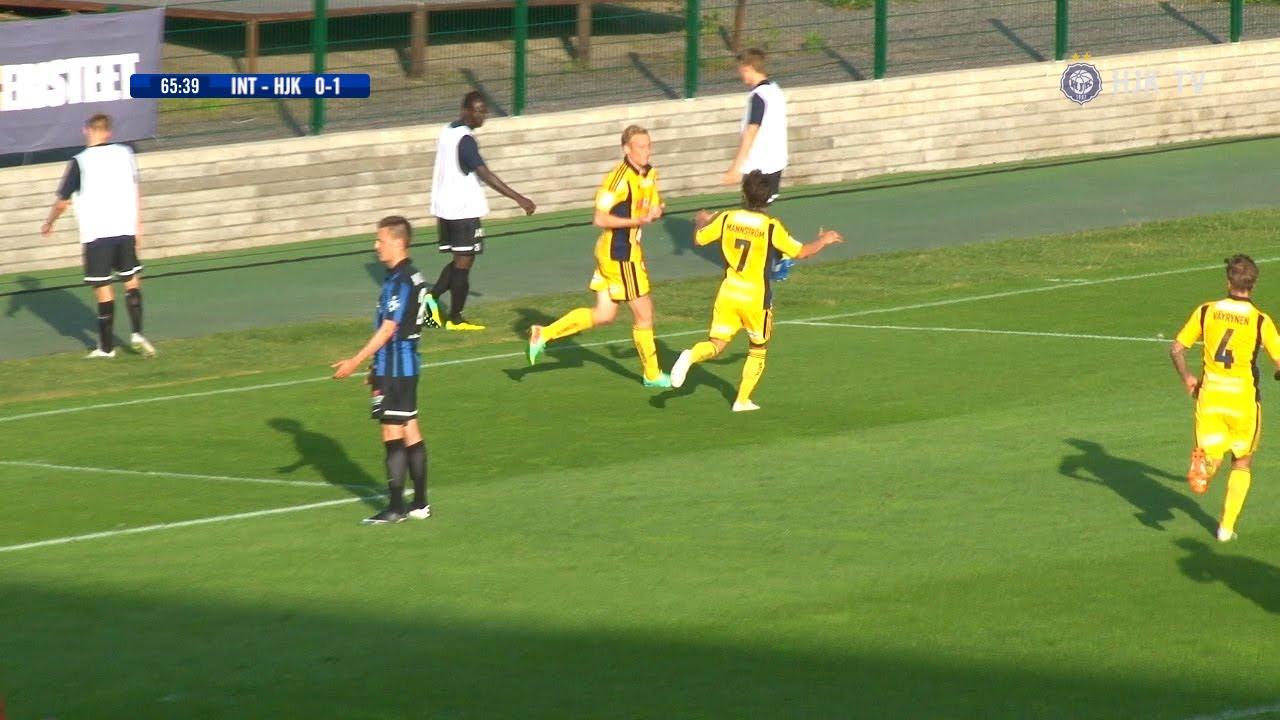 Inter Turku 0-2 HJK Helsinki