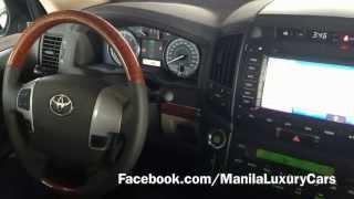 New 2013 Toyota Land Cruiser GXR Dubai Version For Sale