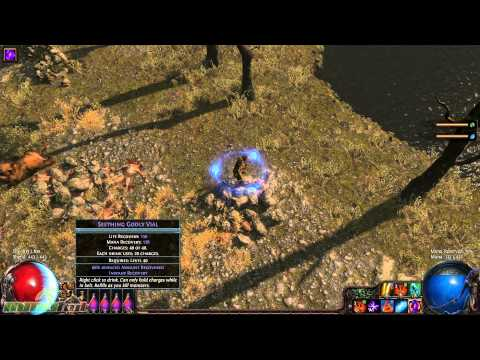 Path of Exile -  Класс Shadow