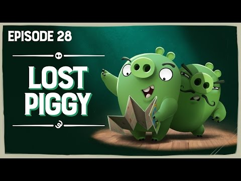 Piggy Tales - Stratené prasiatko