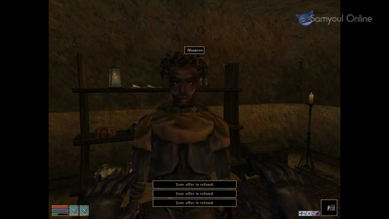how to join the dark brotherhood morrowind