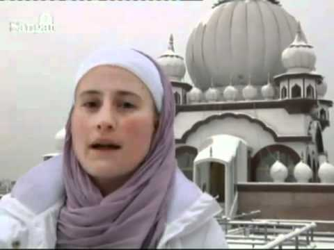 White Former Christian Girl Accepts Love of Waheguru And Sikhism - Testimony