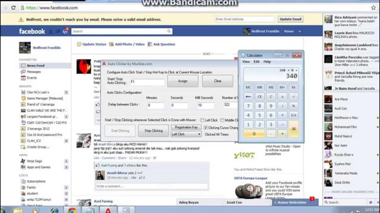 Download NeoBux AutoClicker