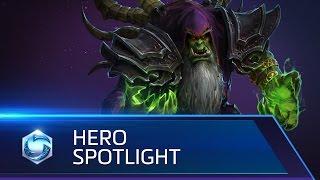 Heroes of the Storm - Gul'dan Spotlight